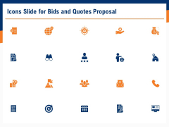 Icons Slide For Bids And Quotes Proposal Ppt Pictures Templates PDF