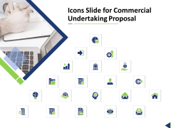 Icons Slide For Commercial Undertaking Proposal Ppt Professional Topics PDF