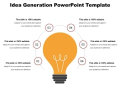 Idea Generation Free PowerPoint Template