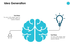 Idea Generation Technology Marketing Ppt PowerPoint Presentation Outline Clipart Images