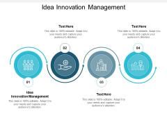 Idea Innovation Management Ppt PowerPoint Presentation File Graphic Images Cpb