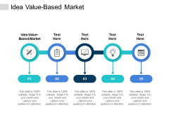 Idea Value Based Market Ppt PowerPoint Presentation Infographics Picture Cpb