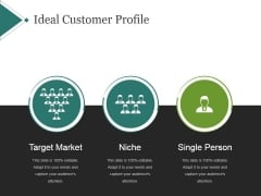 Ideal Customer Profile Template 2 Ppt PowerPoint Presentation Good