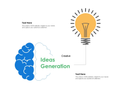Ideas Generation Innovation Management Ppt PowerPoint Presentation File Diagrams