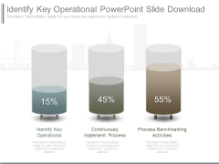 Identify Key Operational Powerpoint Slide Download