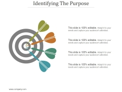 Identifying The Purpose Ppt PowerPoint Presentation Background Images