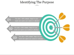Identifying The Purpose Ppt PowerPoint Presentation Icon Rules