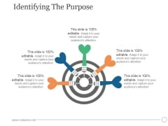 Identifying The Purpose Ppt PowerPoint Presentation Template
