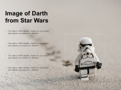 Image Of Darth From Star Wars Ppt PowerPoint Presentation Gallery Layout