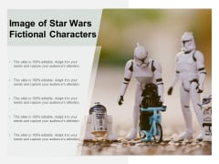 Image Of Star Wars Fictional Characters Ppt PowerPoint Presentation Show Information