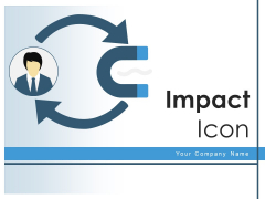 Impact Icon Strategies Marketing Ppt PowerPoint Presentation Complete Deck