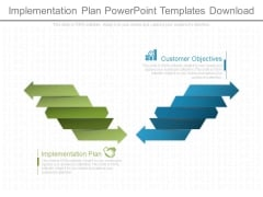Implementation Plan Powerpoint Templates Download