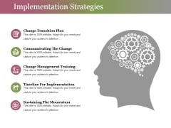 Implementation Strategies Ppt PowerPoint Presentation Show