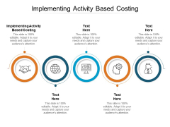 Implementing Activity Based Costing Ppt PowerPoint Presentation Gallery Gridlines Cpb