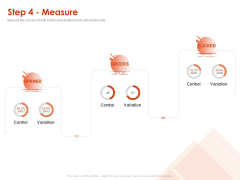Implementing Agile Marketing In Your Organization Step 4 Measure Ppt Ideas Professional PDF