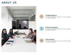 Implementing Digital Asset Management About Us Ppt Gallery Topics PDF