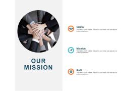Implementing Digital Asset Management Our Mission Ppt Inspiration Graphics Tutorials PDF