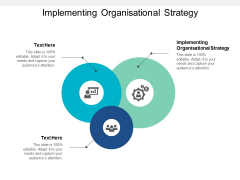 Implementing Organisational Strategy Ppt PowerPoint Presentation Infographic Template Inspiration Cpb