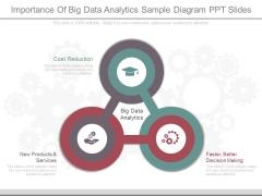 Importance Of Big Data Analytics Sample Diagram Ppt Slides