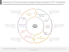 Importance Of Financial Guidance Sample Diagram Example Of Ppt Presentation