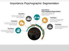 importance psychographic segmentation ppt powerpoint presentation slides show cpb