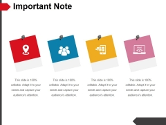 Important Note Ppt PowerPoint Presentation Infographics Graphics Download
