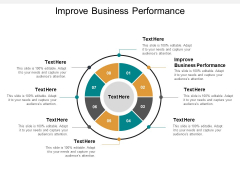 Improve Business Performance Ppt Powerpoint Presentation Outline Influencers Cpb
