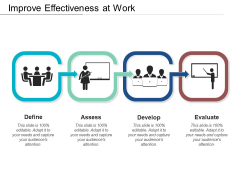 Improve Effectiveness At Work Ppt PowerPoint Presentation Infographics Styles