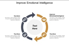 Improve Emotional Intelligence Ppt PowerPoint Presentation Gallery Slide Download Cpb