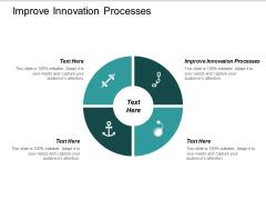 Improve Innovation Processes Ppt PowerPoint Presentation Slides Cpb