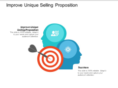 Improve Unique Selling Proposition Ppt PowerPoint Presentation Gallery Template