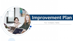 Improvement Plan Develop Costs Ppt PowerPoint Presentation Complete Deck With Slides
