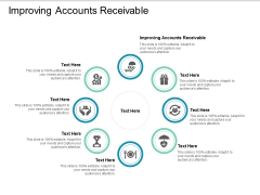 Improving Accounts Receivable Ppt PowerPoint Presentation Show Slideshow Cpb