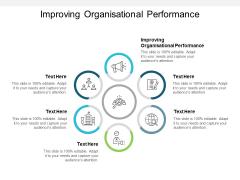 Improving Organisational Performance Ppt PowerPoint Presentation Portfolio Grid Cpb