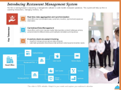 Improving Restaurant Operations Introducing Restaurant Management System Ppt Layouts Slide Download PDF