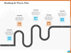 Improving Restaurant Operations Roadmap For Process Flow Ppt PowerPoint Presentation Slides Portrait PDF