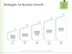 In Depth Business Assessment Strategies For Business Growth Ppt Styles Influencers PDF