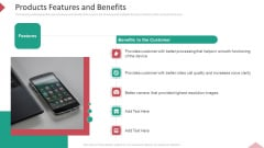 Inbound Interruption Commerce Promotion Practices Products Features And Benefits Slides PDF