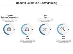 Inbound Outbound Telemarketing Ppt PowerPoint Presentation Outline Graphics Cpb