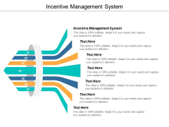Incentive Management System Ppt PowerPoint Presentation Summary Topics Cpb