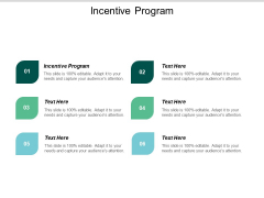 Incentive Program Ppt PowerPoint Presentation Infographics Background Designs Cpb