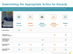Incident Management Process Safety Determining The Appropriate Action For Hazards Introduction PDF