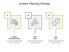 Incident Planning Process Ppt PowerPoint Presentation Introduction Cpb
