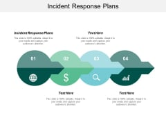 Incident Response Plans Ppt PowerPoint Presentation Icon Guide Cpb