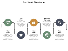 Increase Revenue Ppt PowerPoint Presentation Gallery Skills Cpb