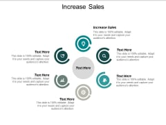 Increase Sales Ppt PowerPoint Presentation Summary Gallery Cpb
