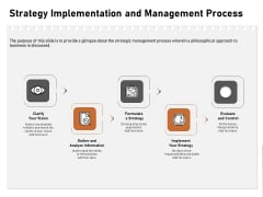 Incremental Approach Strategy Implementation And Management Process Ppt Pictures Icons PDF