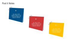 Inculcating Supplier Operation Improvement Plan Post It Notes Graphics PDF