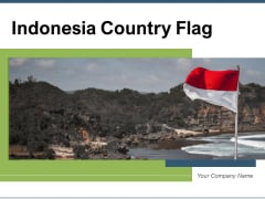 Indonesia Country Flag Location Air Icon Ppt PowerPoint Presentation Complete Deck
