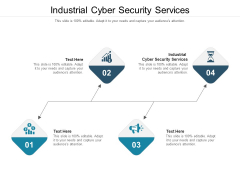 Industrial Cyber Security Services Ppt PowerPoint Presentation Styles Mockup Cpb Pdf